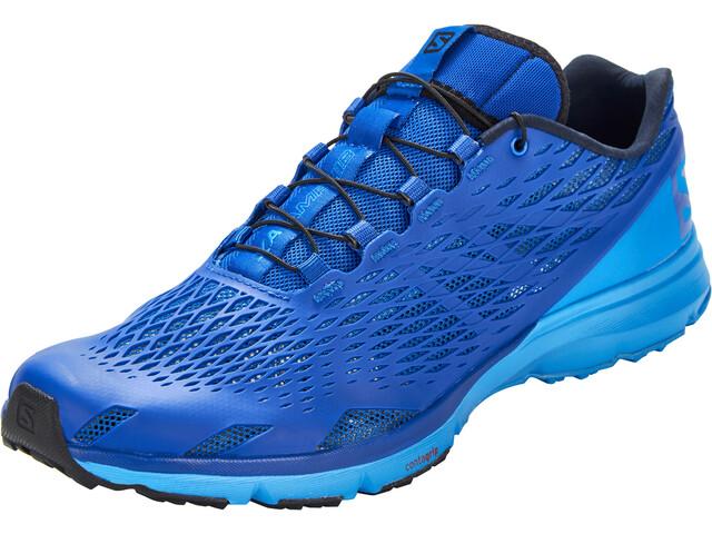 26e8cc026578 Salomon XA Amphib Shoes Men Natical Blue Surf the Web Indigo Bunting ...